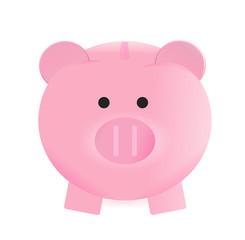 piggy bank illustration design