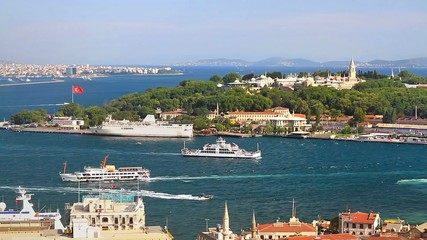Sarayburnu, Istanbul, Turkey