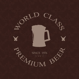 world class premium beer
