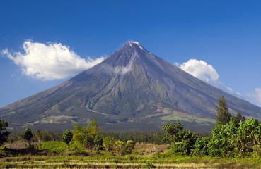 Mount Mayan Volcano