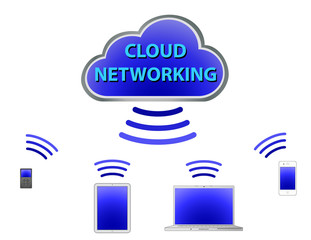 Cloud Networking With Devices