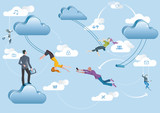 Cloud Computing Acrobats
