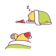 ひよこ睡眠