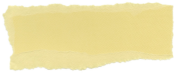 Isolated Fiber Paper Texture - Buff Yellow XXXXL