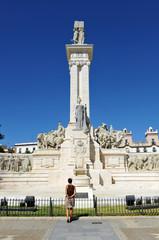 Monumento a la Constitución de 1812, Cádiz