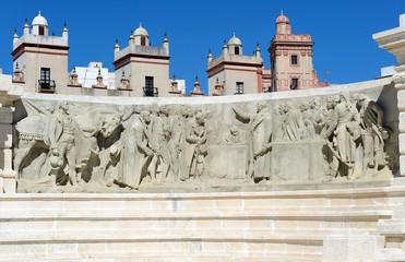 Junta de Defensa, Constitución de Cádiz de 1812