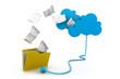 Folder upload to Cloud Server.
