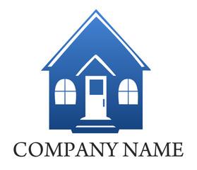 Сompany logo house