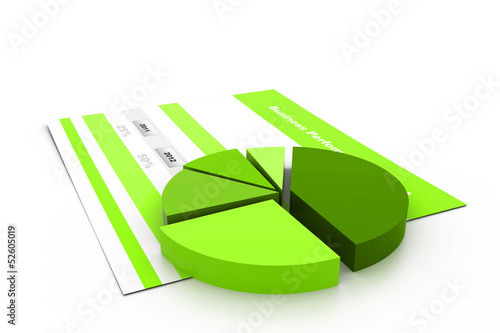 3d Financial report.