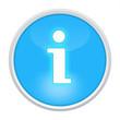 info icon light blue circle