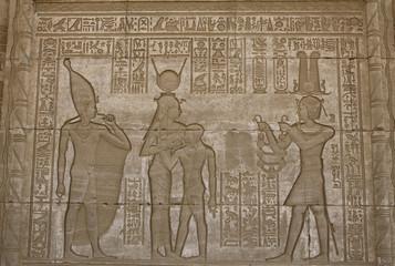 BAJO RELIEVE EGIPCIO