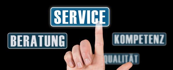 service qualität beratung kompetenz