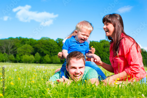 family nature