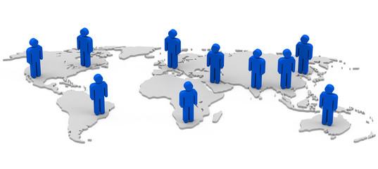 Die Weltbevölkerung