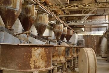 ancient silos