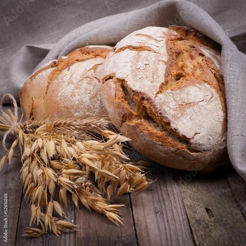 fototapeta na ścianę Frisches Brot