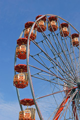 Ferris Wheel at a Summer Festival