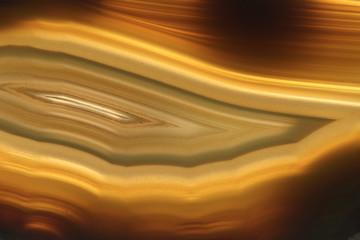 brown agate gem background (macro, detail)