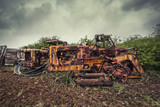 scrap farm vehicles