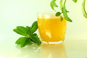 stevia and juice