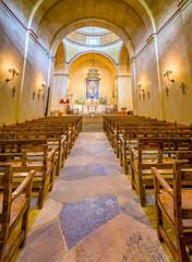 Mission Concepcion Chapel
