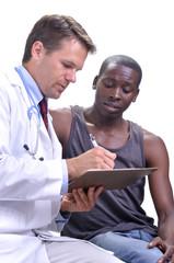 Medical consultation