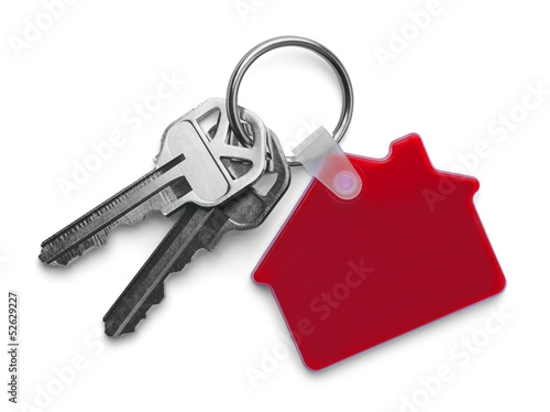 Red House and Keys - 52629227