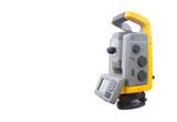 The total station ,  The geodetic and topography measuring tool