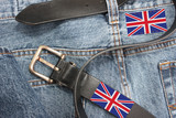 Jeans -  Workwear  - Great Britain poster