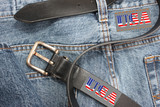 Jeans -  Workwear - Made in USA poster