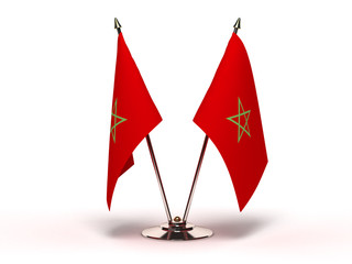 Miniature Flag of Morocco