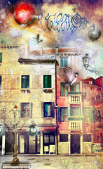 Venice dreams series