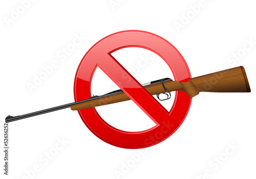 no rifle