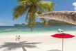 plage seychelloise
