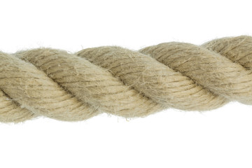 each of a rope