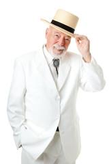 Southern Senior Man - Chivalry