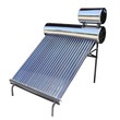 Solar Heater System with Tube collectors