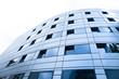 modernes Bürogebäude in Paris, Frankreich