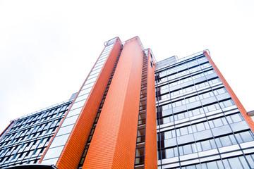 Bürogebäude in Frankfurt, Deutschland