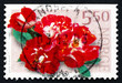 Postage stamp Norway 2001 Red Roses