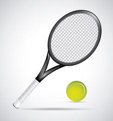 tennis design vintage