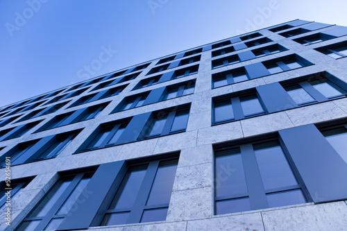 modernes Bürogebäude in Berlin, Büro in Deutschland