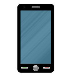 Smartphone nero