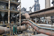 steel factory Pipeline