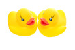 yellow rubber duck-couple-top_on white