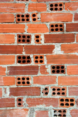 Muro a mattoni