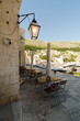 Lantern in Dubrovnik