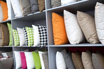 Coussin, maison, déco, décoration, tissu, confort, magasin