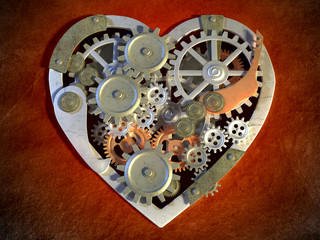 Mechanical heart