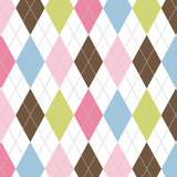 Seamless pattern with grey dotted lines